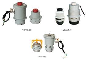YSF6 YSF8 YSF9系列压力释放阀